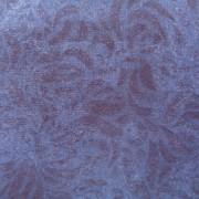 Bomullstyg blått  (Bella Suede)