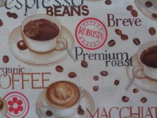 Bomullstyg kaffekopp (Metro Café)