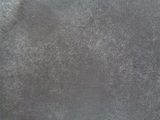 Bomullstyg svart (Suede)