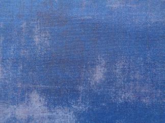 Bomullstyg blått (Grunge)