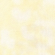 Bomullstyg creme/guldprickar (Metallic Dots)