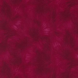 Bomullstyg cerise melerat (Viola Lipstick)