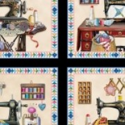 Bomullstyg symaskiner (A Stich in Time)