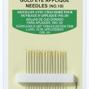 Synål Gold Eye Appliqué Needles (Clover)