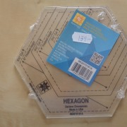 Hexagon Ruler (EZ Quilting)