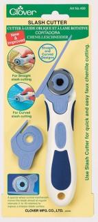 Rullkniv för chenille (Clover)