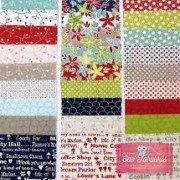 Hometown Girl Layer Cake (Moda Fabrics)