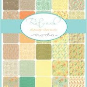 Refresh Charm Pack (Moda Fabrics)