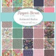 Regent Street Layer Cake (Moda Fabrics)