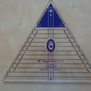Large Triangle Ruler (Marti Michell)