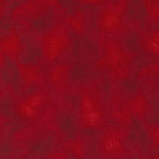 Bomullstyg rött melerat (Viola)
