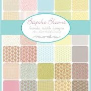 Bespoke Blooms Jelly Roll (Moda Fabrics)