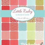 Little Ruby Layer Cake (Moda Fabrics)