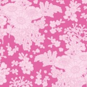 Bomullstyg Tilda Sunkiss Imogen rosa
