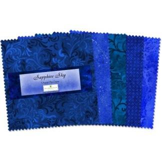 5 Karat Mini Gems Sapphire Sky