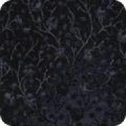 Bomullstyg melerat svart (Fusions)