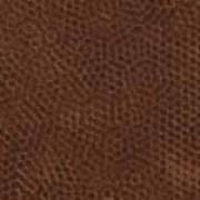 Bomullstyg Dimples Bruin (Makower)