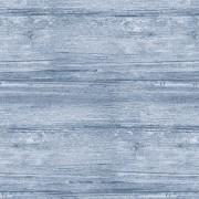 Bomullstyg ljusblått (Washed Wood)