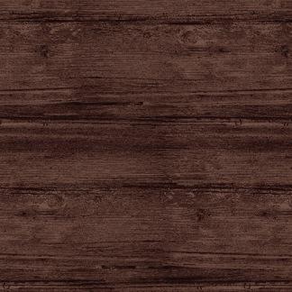 Bomullstyg mörkbrunt (Washed Wood)