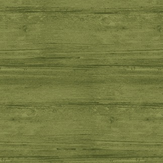 Bomullstyg grönt (Washed Wood)