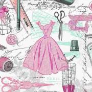 Bomullstyg sybehör m m (Dressmaker's Workshop)