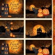 Panel bordstabletter halloween (Haunted Night)