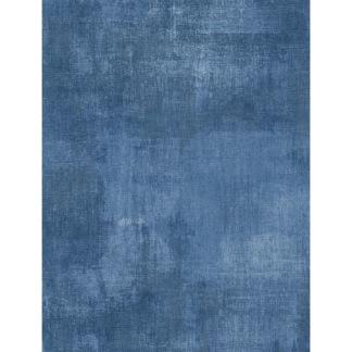 Bomullstyg jeansblått (Dry Brush)