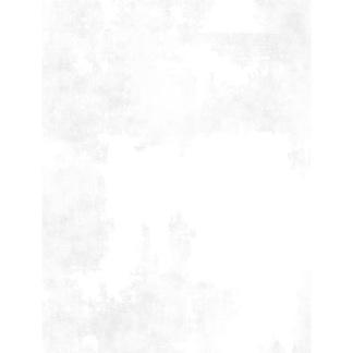 Bomullstyg vitt på vitt (Dry Brush)