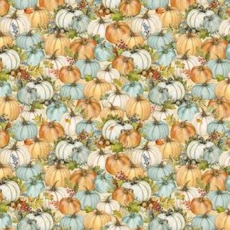 Bomullstyg pumpor (Seeds of Gratitude)