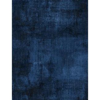 Bomullstyg mörkblått (Dry Brush)