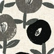 Bomull - lin - blandning (Cotton Flax Prints)