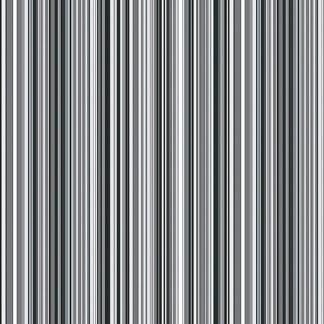 Bomullstyg vävd rand grå (Warp & Weft)