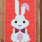 Mönster Posh Bunny