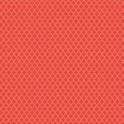 FQ - Color Theory Mini Arabesque ljusröd