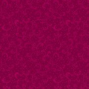 FQ - Color Theory Swirling Scroll mörkröd