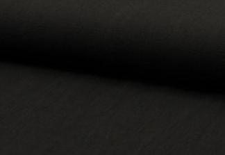 Stentvättad lin svart