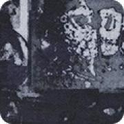 Extra bred baksida grå-svart (Warehouse District)