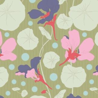 Tilda Gardenlife Nasturtium Green