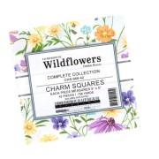Charm Pack Wildflowers