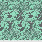 Bomullstyg Down the Rabbit Hole (Tula Pink)