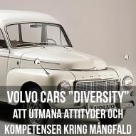Volvo Cars Mångfald