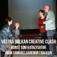 Västra Balkan Creative Clash
