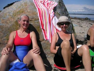 Kerstin och Helene