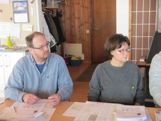 Lars M och Monika