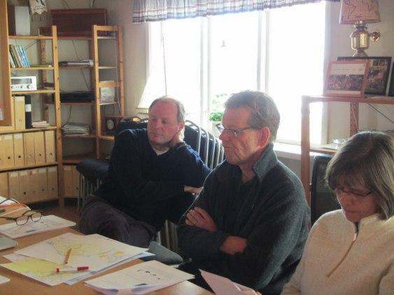 Paul. Lars A och Anita