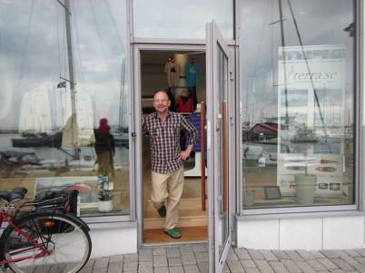 Tack Leif för ett trevligt besök i din fina affär!