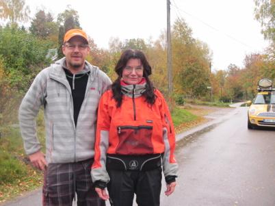Lars och Lisen, bofasta på åsen och våra turvärdar runt Västersjön