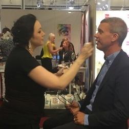 Att jobba på Mässor med Makeup
