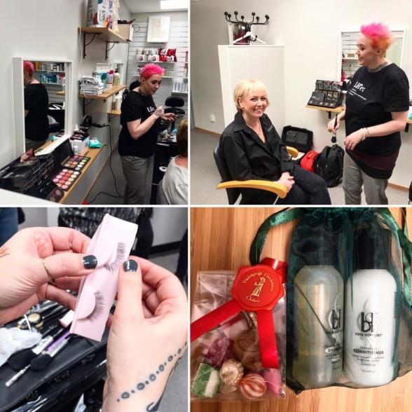 Kundvärdskväll för Alopecia med nyheter inom peruk och stayling och tips verkstad för hållbar makeup och lösfransar