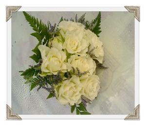 Bröllop, vitt, barn,